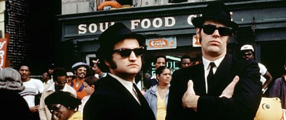 รีวิวเรื่อง The Blues Brothers