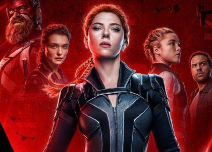 รีวิว หนัง Black Widow